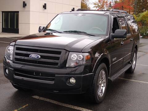 2007 Ford Expedition EL for sale at MAGIC AUTO SALES in Little Ferry NJ