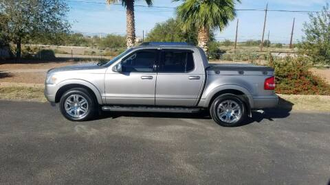 2008 Ford Explorer Sport Trac for sale at Ryan Richardson Motor Company in Alamogordo NM