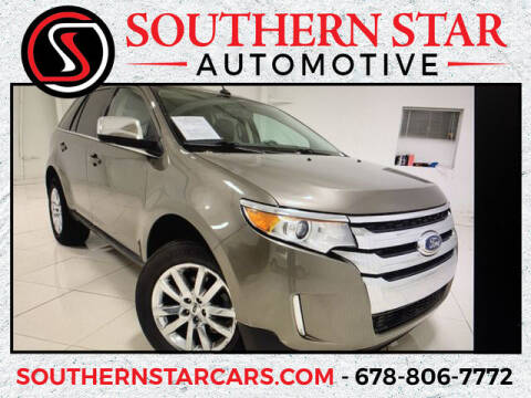 2013 Ford Edge for sale at Southern Star Automotive, Inc. in Duluth GA