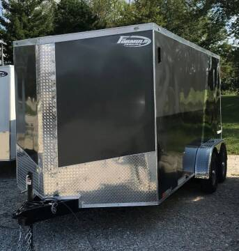 2019 Formula Trailers 7 x14 for sale at Gaither Powersports & Trailer Sales in Linton IN