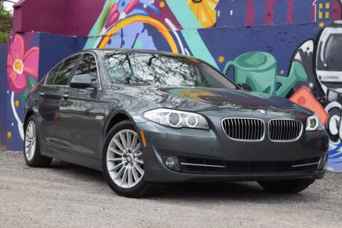 2013 BMW 5 Series for sale at Rosedale Auto Sales Incorporated in Kansas City KS