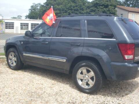 2007 Jeep Grand Cherokee for sale at Flag Motors in Islip Terrace NY