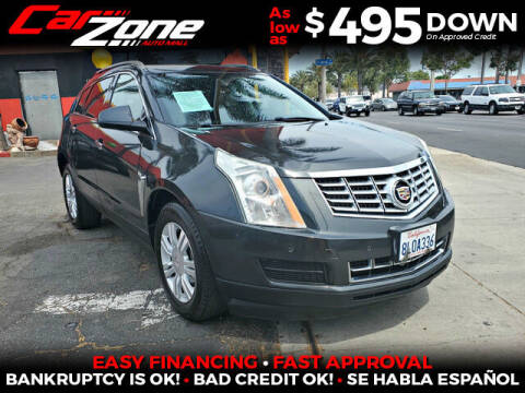 2016 Cadillac SRX for sale at Carzone Automall in South Gate CA