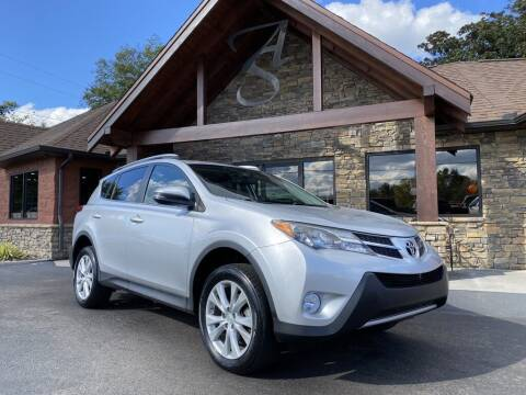 2014 Toyota RAV4 for sale at Auto Solutions in Maryville TN