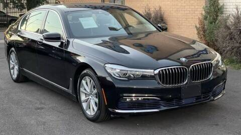 2016 BMW 7 Series for sale at Auto Imports in Houston TX