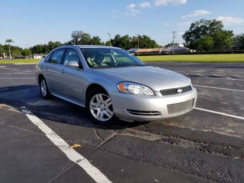2012 Chevrolet Impala for sale at Exxact Cars in Lakeland FL