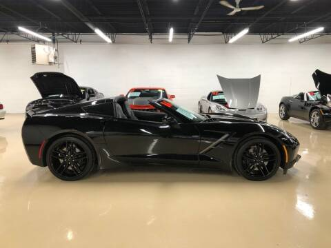 2016 Chevrolet Corvette for sale at Fox Valley Motorworks in Lake In The Hills IL