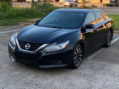 2018 Nissan Altima for sale at Hadi Motors in Houston TX