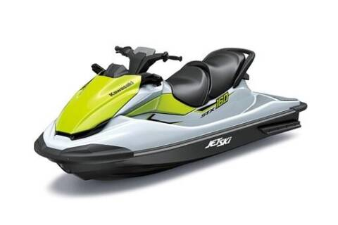 2022 Kawasaki STX 160 for sale at GT Toyz Motor Sports & Marine - GT Toyz Motorsports in Halfmoon NY