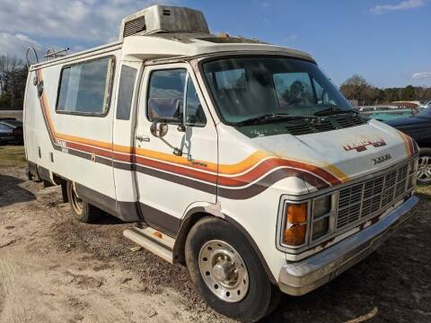 1979 Dodge F30 TransVan for sale at Classic Cars of South Carolina in Gray Court SC