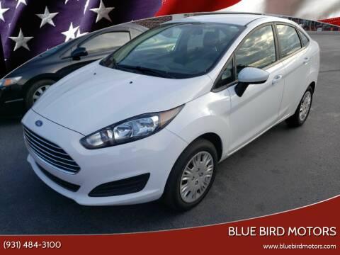 2019 Ford Fiesta for sale at Blue Bird Motors in Crossville TN