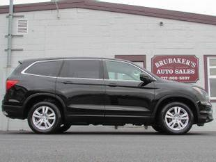 2017 Honda Pilot for sale at Brubakers Auto Sales in Myerstown PA