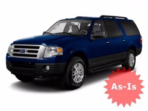 2013 Ford Expedition EL for sale at Stephen Wade Pre-Owned Supercenter in Saint George UT