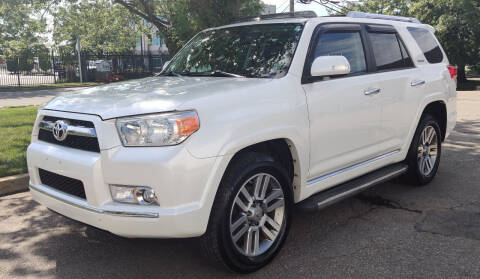 2011 Toyota 4Runner for sale at 101 MOTORS in Hasbrouck Heights NJ