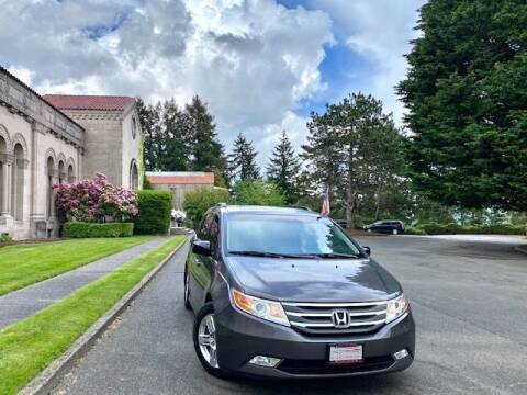2012 Honda Odyssey for sale at EZ Deals Auto in Seattle WA