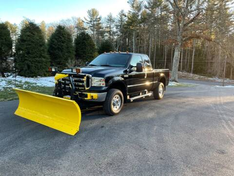 2005 Ford F-250 Super Duty for sale at DON'S AUTO SALES & SERVICE in Belchertown MA