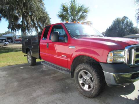 2007 Ford F-350 Super Duty for sale at D & R Auto Brokers in Ridgeland SC