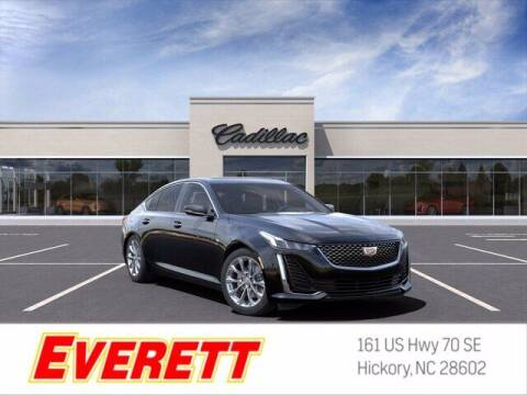 2021 Cadillac CT5 for sale at Everett Chevrolet Buick GMC in Hickory NC