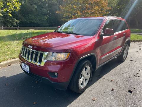 2012 Jeep Grand Cherokee for sale at Bowie Motor Co in Bowie MD