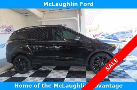 2017 Ford Escape for sale at McLaughlin Ford in Sumter SC