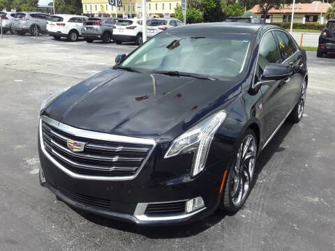 2018 Cadillac XTS for sale at YOUR BEST DRIVE in Oakland Park FL
