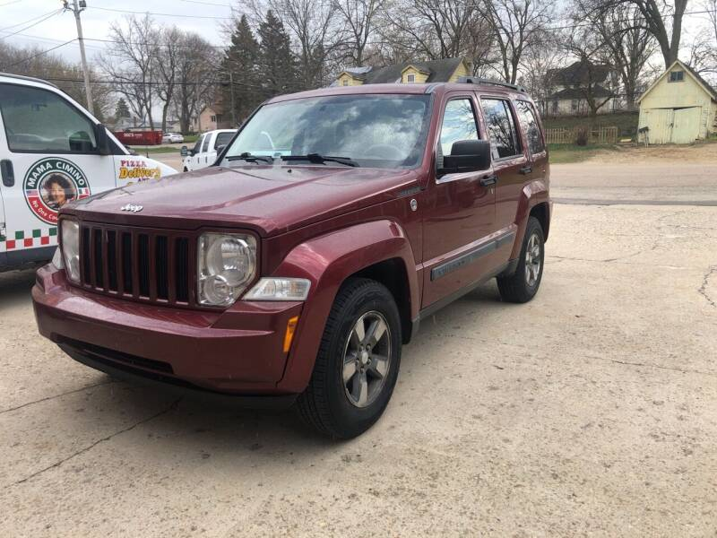 2008 Jeep Liberty for sale at NJ Quality Auto Sales LLC in Richmond IL