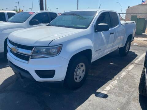 2016 Chevrolet Colorado for sale at Curry's Cars Powered by Autohouse - Brown & Brown Wholesale in Mesa AZ