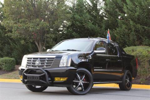 2007 Cadillac Escalade EXT for sale at Quality Auto in Sterling VA