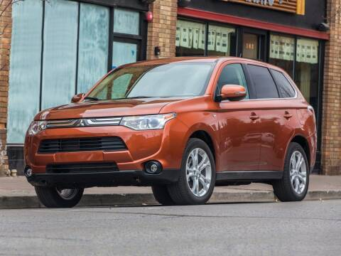 2014 Mitsubishi Outlander for sale at PHIL SMITH AUTOMOTIVE GROUP - Tallahassee Ford Lincoln in Tallahassee FL
