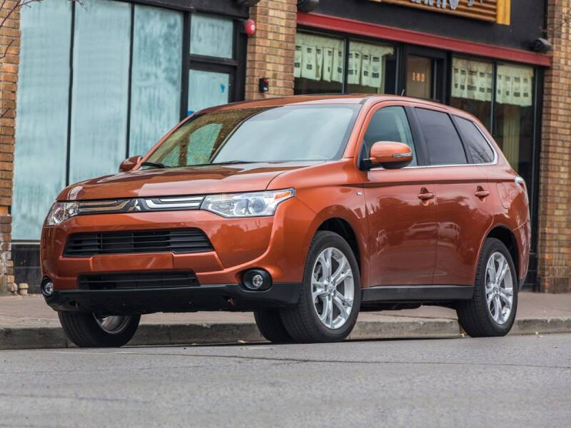 2014 Mitsubishi Outlander for sale at Harrison Imports in Sandy UT