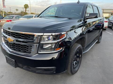 2015 Chevrolet Tahoe for sale at CARSTER in Huntington Beach CA