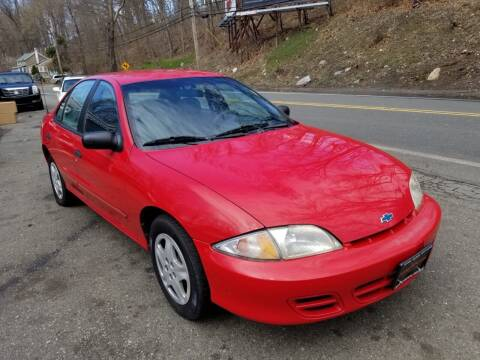 2000 Chevrolet Cavalier for sale at Bloomingdale Auto Group - The Car House in Butler NJ