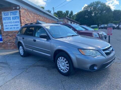 2008 Subaru Outback for sale at PARKWAY AUTO SALES OF BRISTOL - Roan Street Motors in Johnson City TN