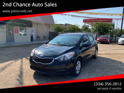 2014 Kia Forte for sale at 2nd Chance Auto Sales in Montgomery AL