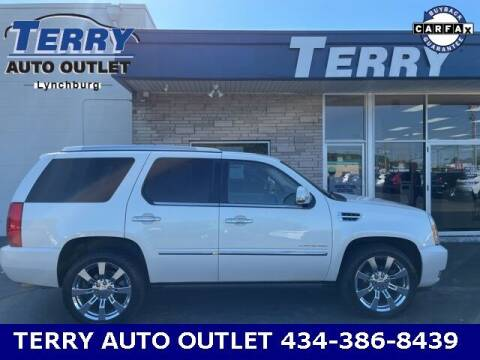 2014 Cadillac Escalade for sale at Terry Auto Outlet in Lynchburg VA