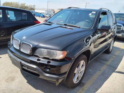 2002 BMW X5 for sale at Cj king of car loans/JJ's Best Auto Sales in Troy MI