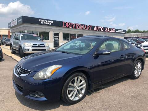 2011 Nissan Altima for sale at DriveSmart Auto Sales in West Chester OH