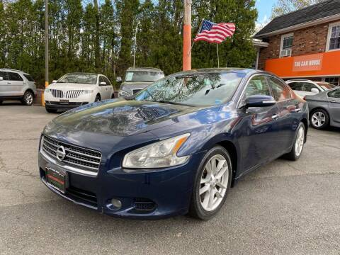 2010 Nissan Maxima for sale at Bloomingdale Auto Group in Bloomingdale NJ