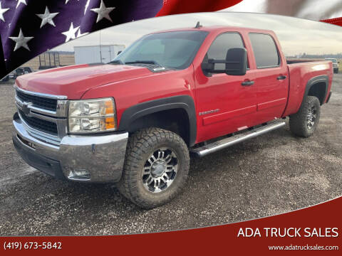 2007 Chevrolet Silverado 2500HD for sale at Ada Truck Sales in Ada OH
