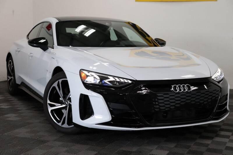 2022 Audi e-tron GT quattro Premium Plus