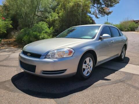 2008 Chevrolet Impala for sale at BUY RIGHT AUTO SALES in Phoenix AZ
