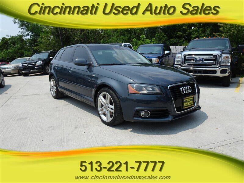 2011 Audi A3 for sale at Cincinnati Used Auto Sales in Cincinnati OH