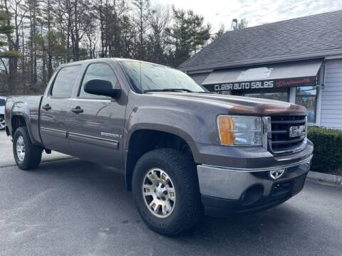 2007 GMC Sierra 1500 for sale at Clear Auto Sales 2 in Dartmouth MA