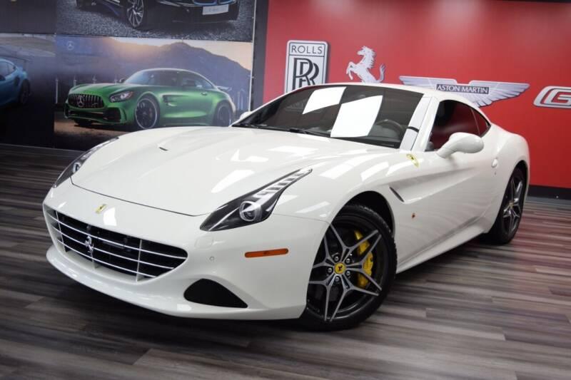 2016 Ferrari California T for sale at Icon Exotics in Houston TX