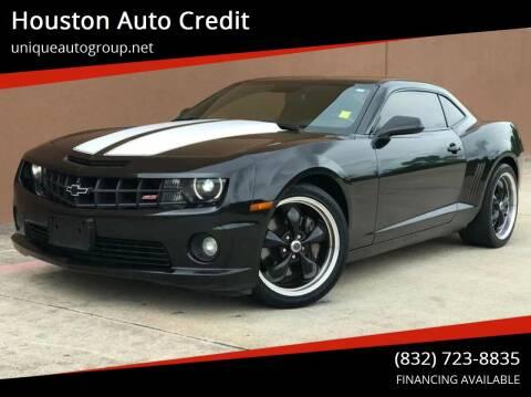 2011 Chevrolet Camaro for sale at Houston Auto Credit in Houston TX
