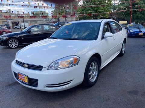 2009 Chevrolet Impala for sale at RON'S AUTO SALES INC in Cicero IL