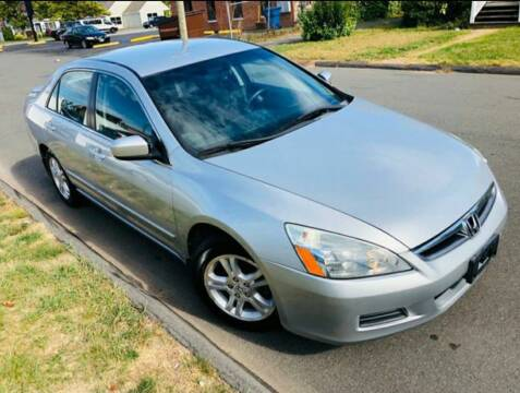 2006 Honda Accord for sale at Kensington Family Auto in Kensington CT