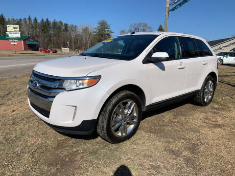 2014 Ford Edge for sale at CARS R US in Caro MI
