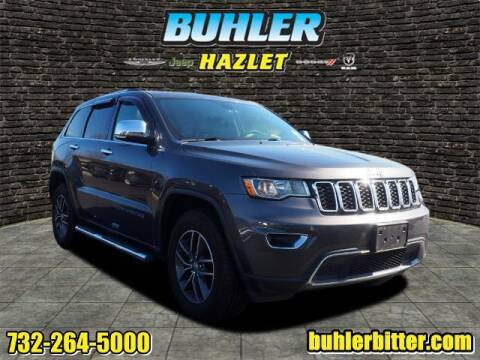 2017 Jeep Grand Cherokee for sale at Buhler and Bitter Chrysler Jeep in Hazlet NJ
