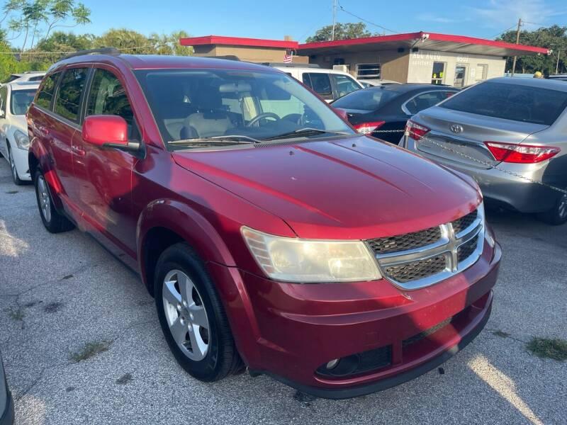 2011 Dodge Journey for sale at P J Auto Trading Inc in Orlando FL